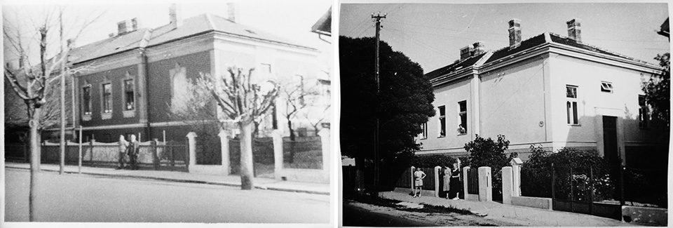 Ansicht 1939 | Ansicht 1961