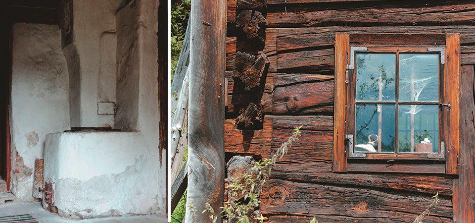 Kochstelle | Fensterdetail
