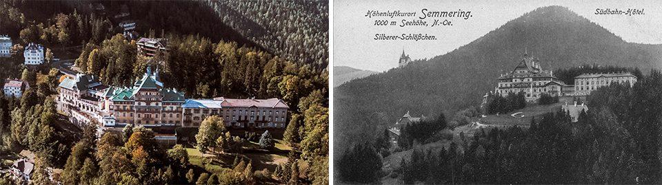 Quelle: Südbahnhotel Semmering