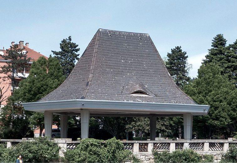 Milchhalle im Kongresspark, 1160 Wien. (Bild: wikimedia.org)